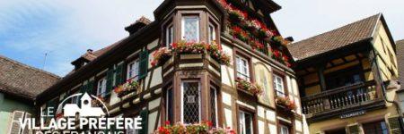 Le village préféré des Français est en Alsace !