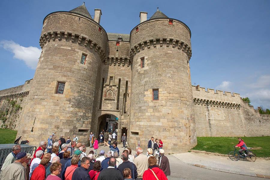 Visitez la cité médievale de Guérande