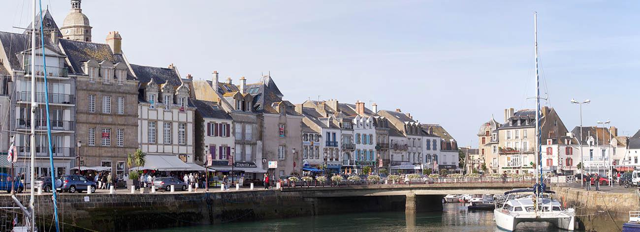 Visitez la ville du Croisic