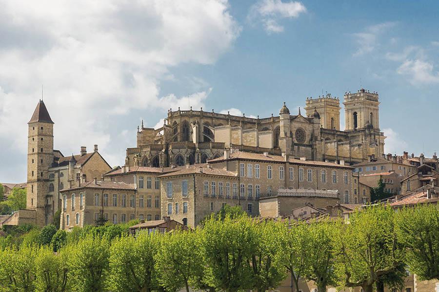 Visite de la Cathédrale Sainte-Marie à Auch