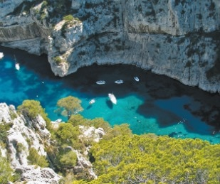 Visitez Marseilledans la région Provence Côte d'Azur
