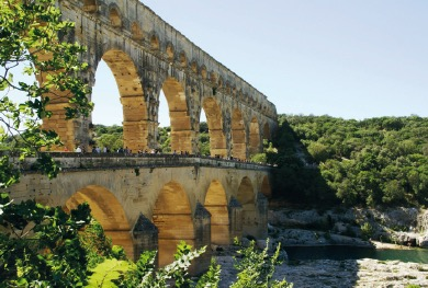 Visitez le Pont du Gard et son musée